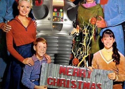 Christmastime on Lost In Space