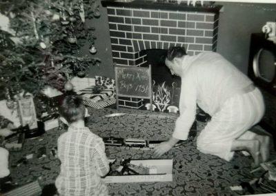 Chicago Christmas 1951