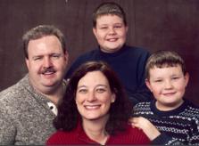 Cindy Groh - Hudik and Family