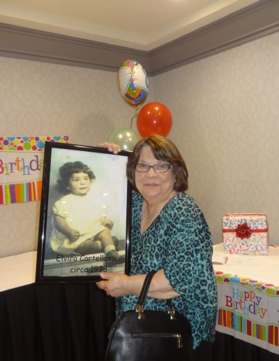 Vera Issel's 80th Birthday