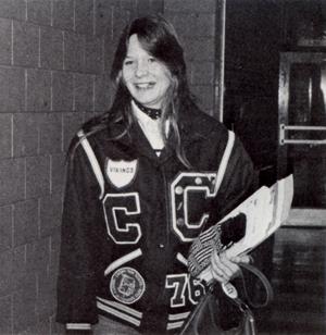 Alexis Keech 1976