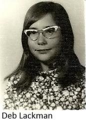 Deb Lackman 1969