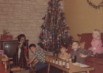 Amarillo Court Chistmas 1968
