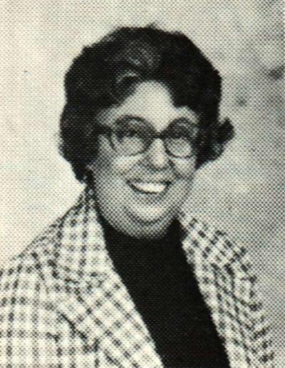 Anne Engandela 1977