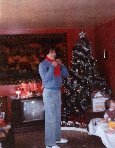 Fred Tuisl 1985