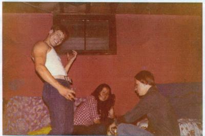 Fred, Sherril and John 1980